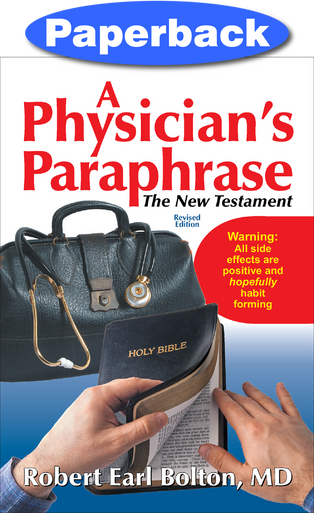 Cover of A Physician's Paraphrase