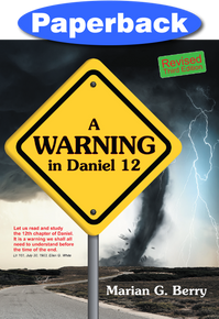 Cover of A Warning in Daniel 12