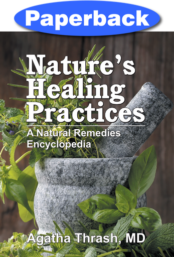 Cover of Nature's Healing Practices