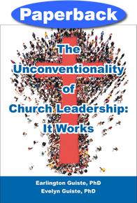 Cover of Unconventionality of Church Leadership