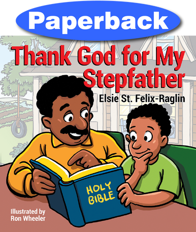 Cover of Thank God for My Stepfather