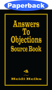 Cover of Answers to Objections Source Book