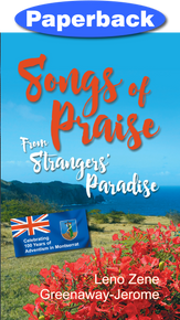 Cover of Songs of Praise from Strangers' Paradise