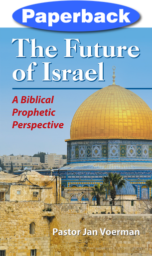 Cover of The Future of Israel