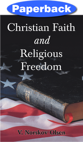 Cover of Christian Faith and Religious Freedom