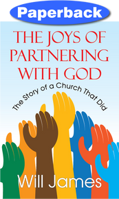 Cover of The Joys of Partnering With God
