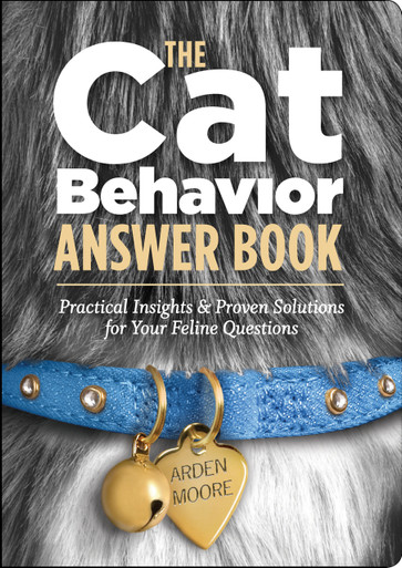 Cover of Cat Behavior Answer Book