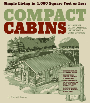 Cover of Compact Cabins