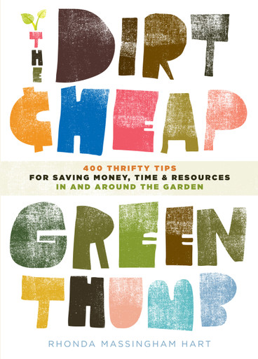 Cover of The Dirt-Cheap Green Thumb