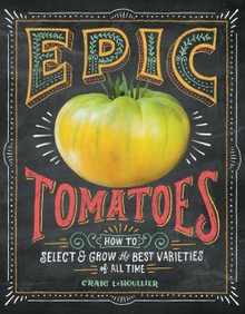 Cover of Epic Tomatoes