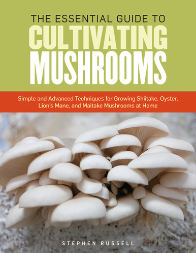 Cover of Essential Guide to Cultivating Mushrooms
