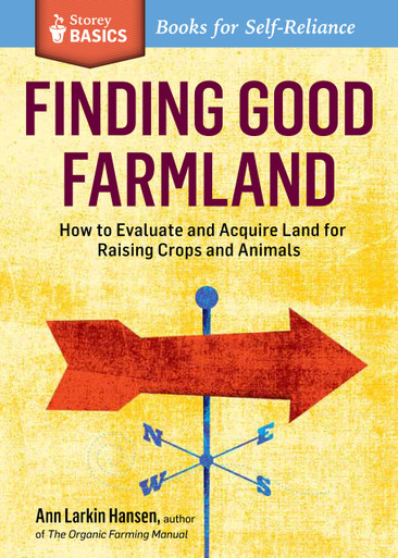 Cover of Finding Good Farmland