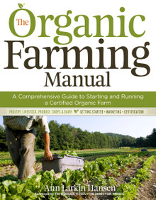 Cover of The Organic Farming Manual