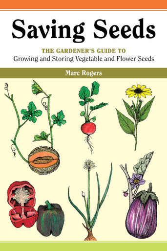 Cover of Saving Seeds