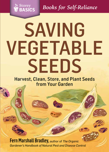 Cover of Saving Vegetable Seeds