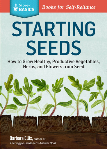 Cover of Starting Seeds