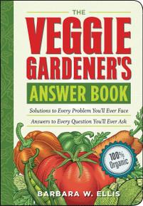 Cover of Veggie Gardener's Answer Book