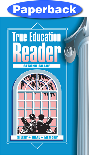 Cover of True Education Reader: 2nd Grade