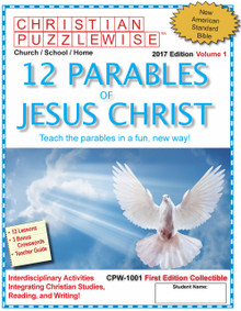 Cover of Twelve Parables of Jesus Christ