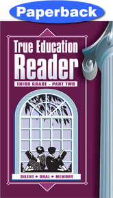 Cover of True Education Reader: 3rd Grade, Vol 2