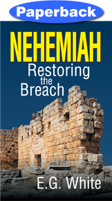 Cover of Nehemiah: Restoring the Breach