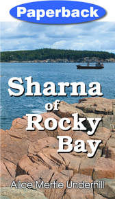 Cover of Sharna of Rocky Bay