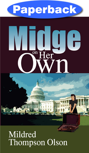 Cover of Midge on Her Own