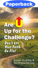 Cover of Are U Up for the Challenge?