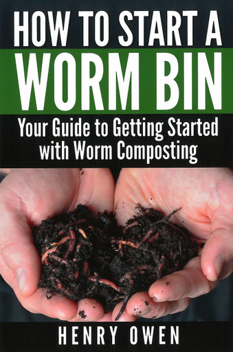 Front of How to Start a Worm Bin