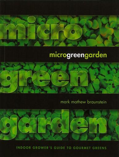 Front of Microgreen Garden