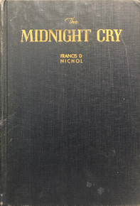 Cover of The Midnight Cry