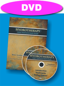 Hydrotherapy – Water Treatments Made Simple (DVD) / Smith, Rich and Ronda