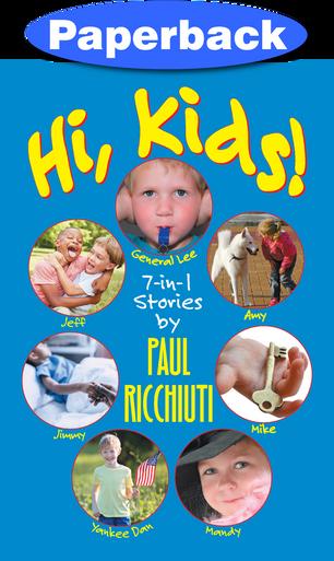 Cover of Hi, Kids!