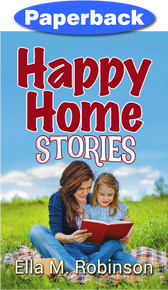 Cover of Happy Home Stories