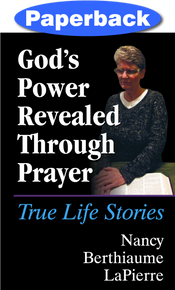 Cover of God's Power Revealed Through Prayer