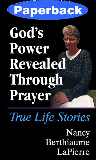 Cover of God's Power Revealed Through Prayer