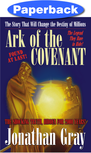Cover of Ark of the Covenant