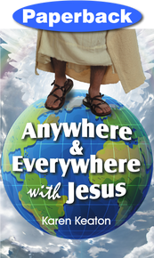 Cover of Anywhere and Everywhere with Jesus