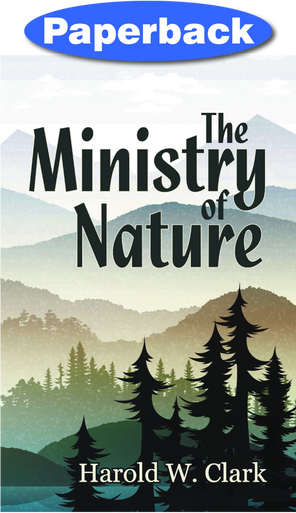 Cover of Ministry of Nature, The