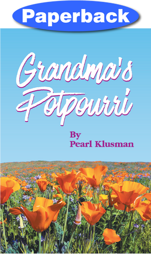 Cover of Grandma's Potpourri