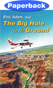 Cover of Eric, Adam, and the Big Hole in the Ground