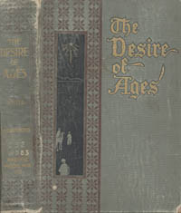 Cover of Desire of Ages, The--COTA 3/5