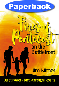 Cover of Fires of Pentecost on the Battlefront