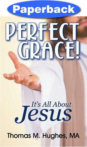 Cover of Perfect Grace!