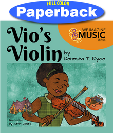 Cover of Vio's Violin