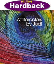 Cover of Watercolors by Jodi