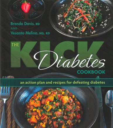 Cover of Kick Diabetes Cookbook, The