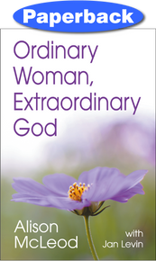 Cover of Ordinary Woman, Extraordinary God
