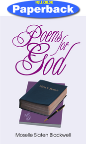 Cover of Poems For God