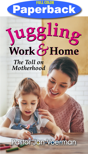 Cover of Juggling Work and Home